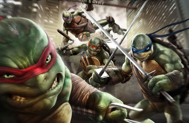 Teenage Mutant Ninja Turtles Out Of The Shadows Video Game Review Biogamer Girl