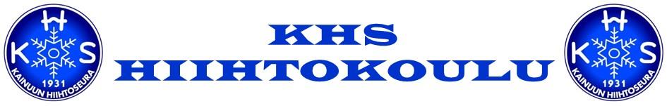 KHS hiihtokoulu