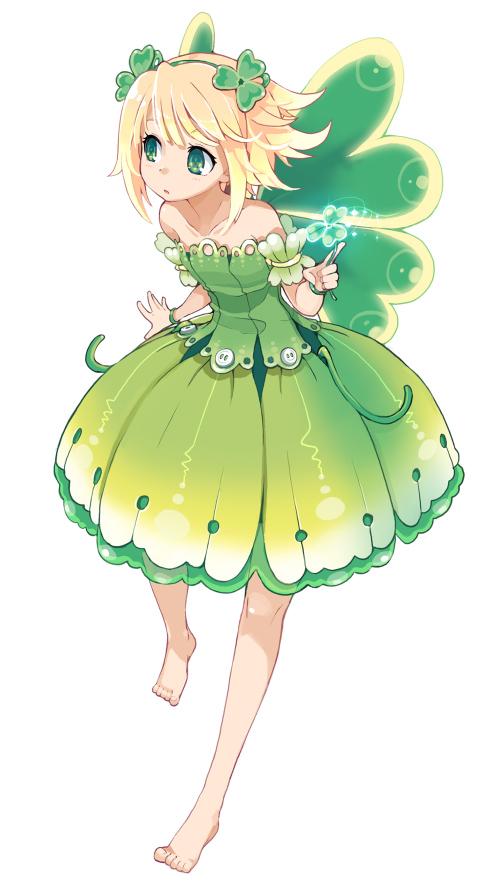 El rinc n del anime imagenes de hadas - Dessiner un elfe ...