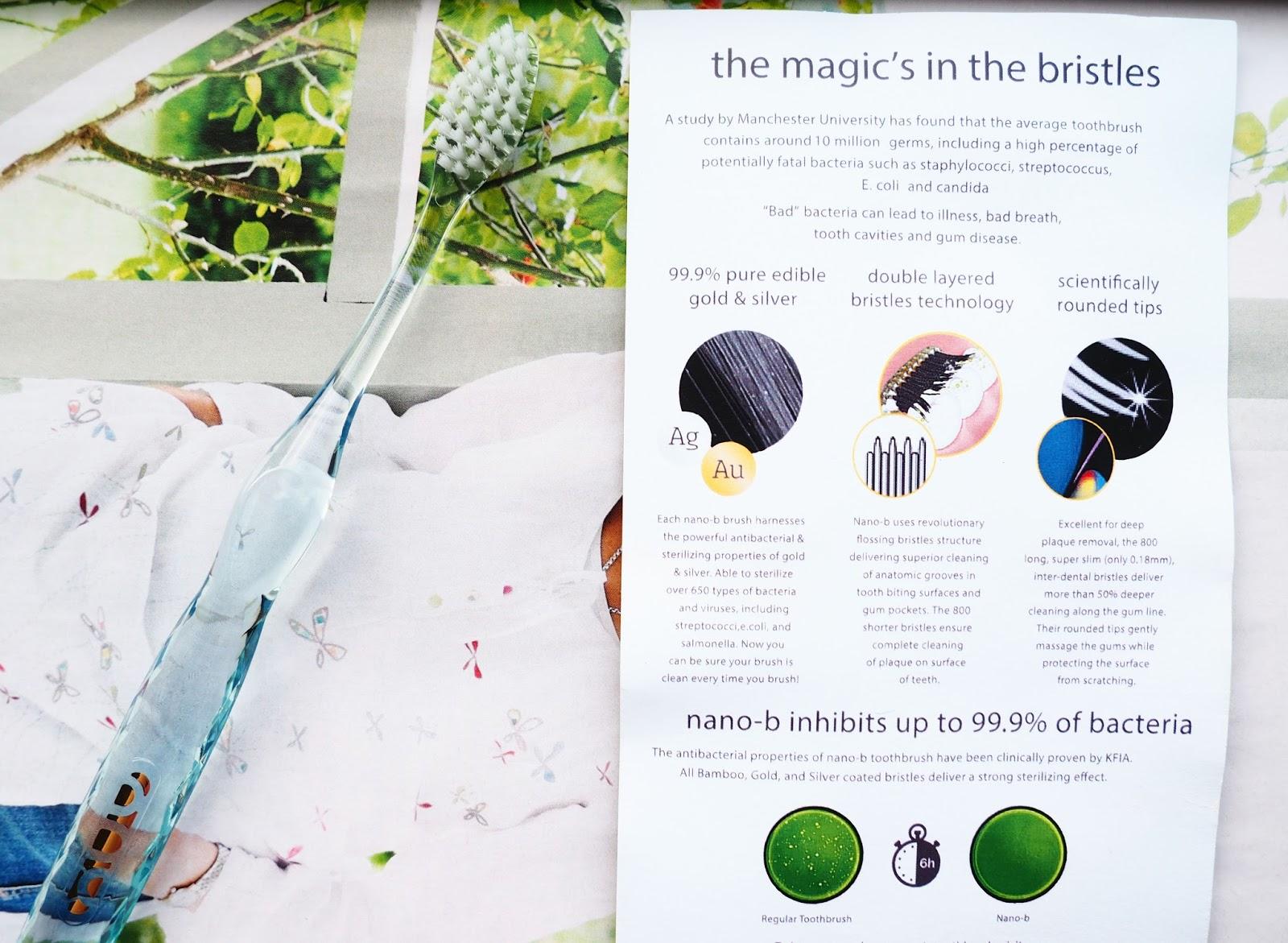 Healthy Smiles Nano B Toothbrushes