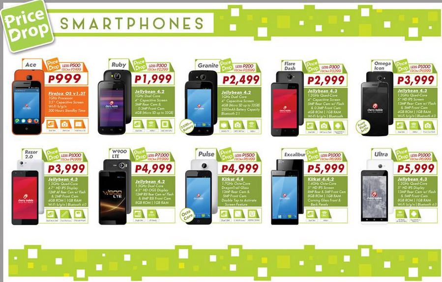 Firefly mobile mobile phones price list in the philippines for New home price list