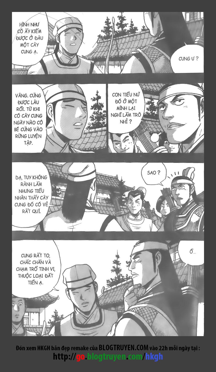 Hiệp Khách Giang Hồ - Hiệp Khách Giang Hồ Chap 280 - Pic 14