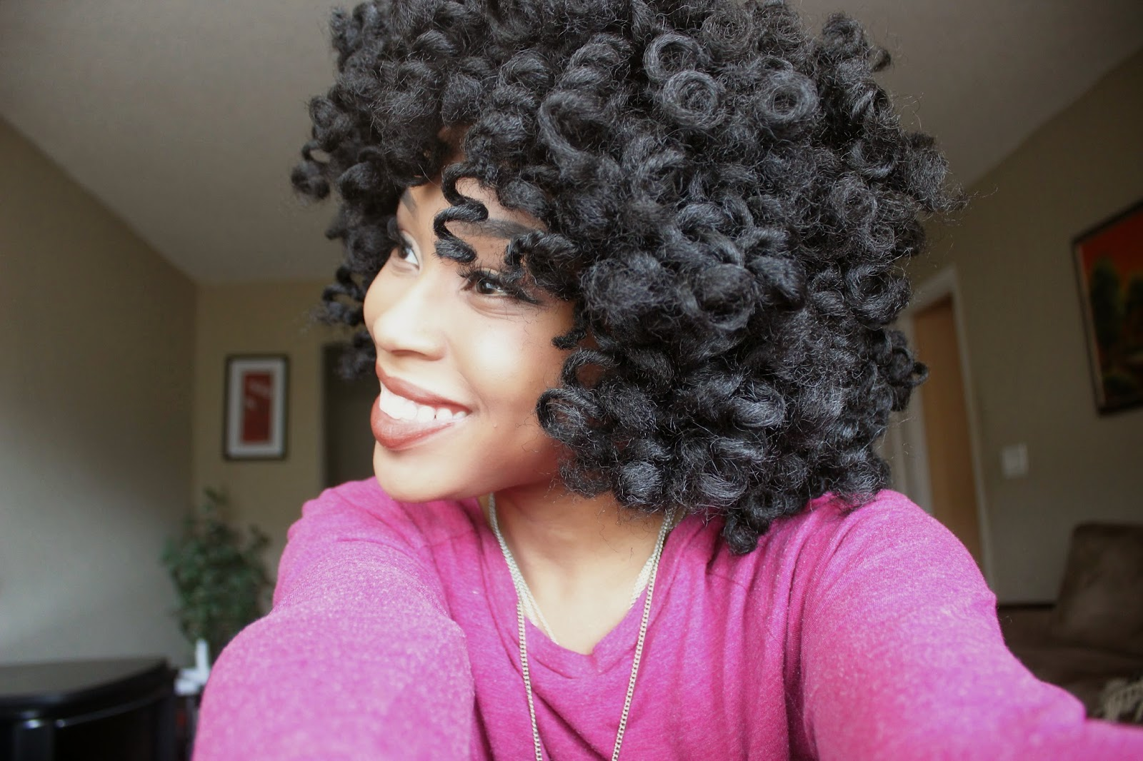 Crochet Braids On A Wig Cap : Once all the hair has been crocheted on the the weaving cap I then ...