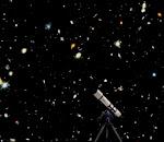 Mi principal hobby, la Astronomía
