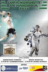 COPA NOROESTE DE HANDEBOL 2012
