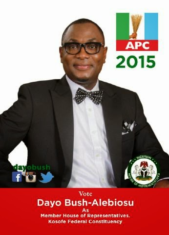 VOTE 4 DAYO BUSH