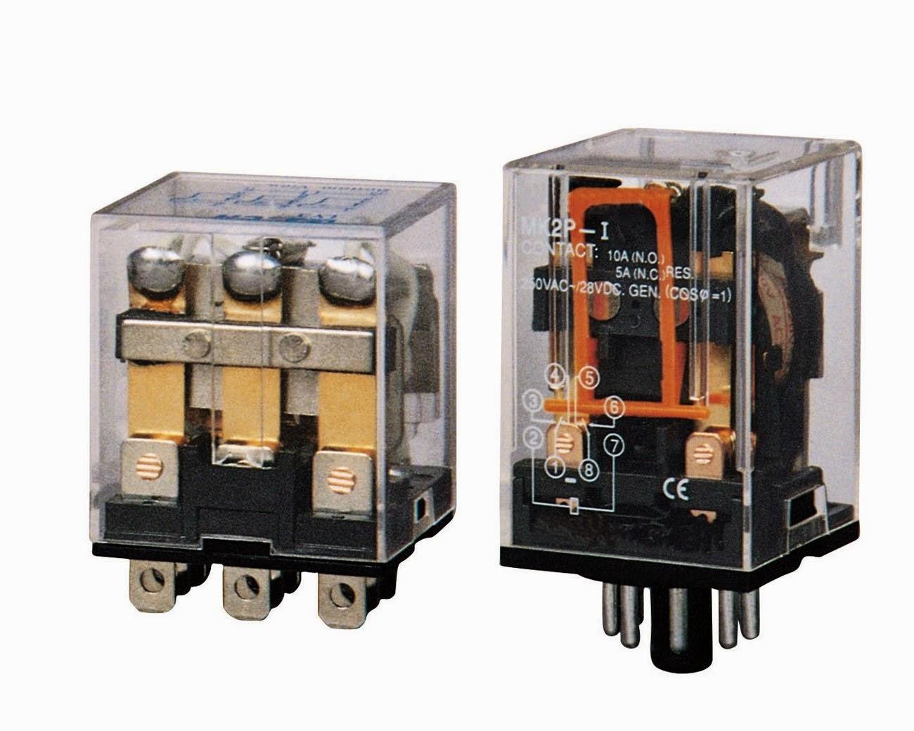 relay komponen elektronika