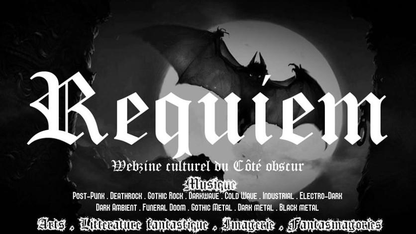 REQUIEM Webzine