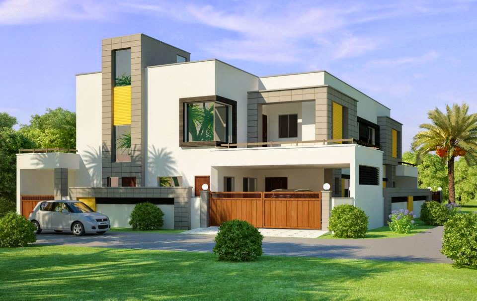 ... Front European House Plans And Elevation | Best House Design Ideas