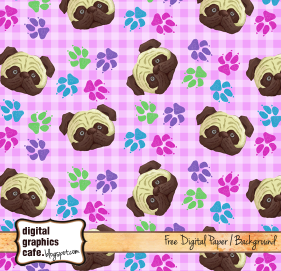free scrapbook paper digital graphics caf233 free images