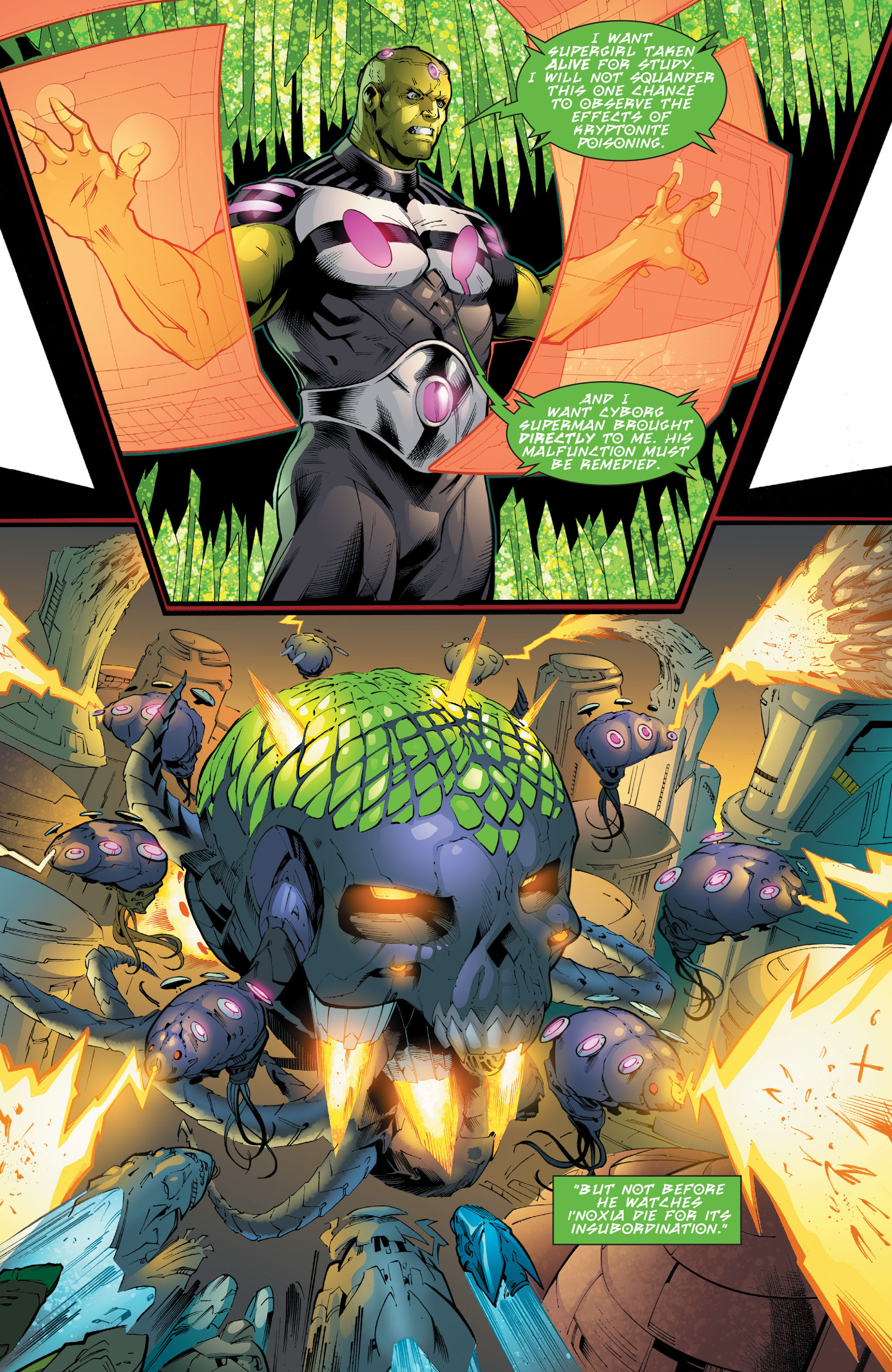Supergirl (2011) Issue #24 #26 - English 6