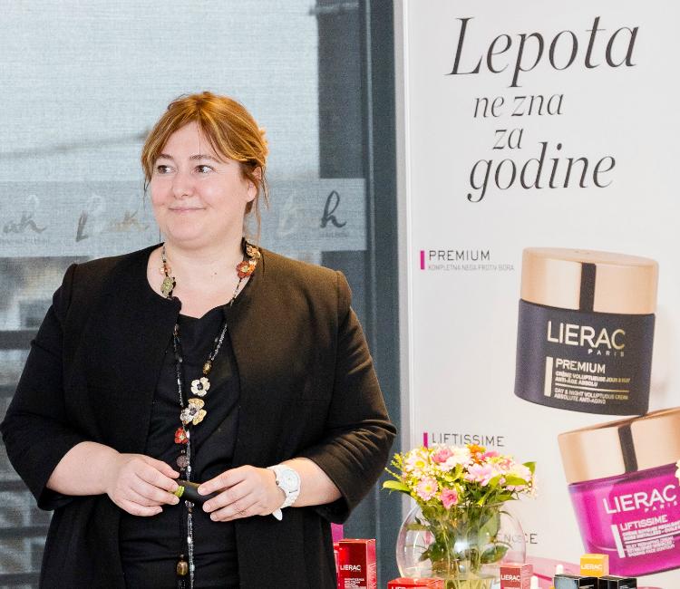 PHYTO & Lierac ponovo u Srbiji | Razgovor sa Valérie Bazillou-Sol Dourdin