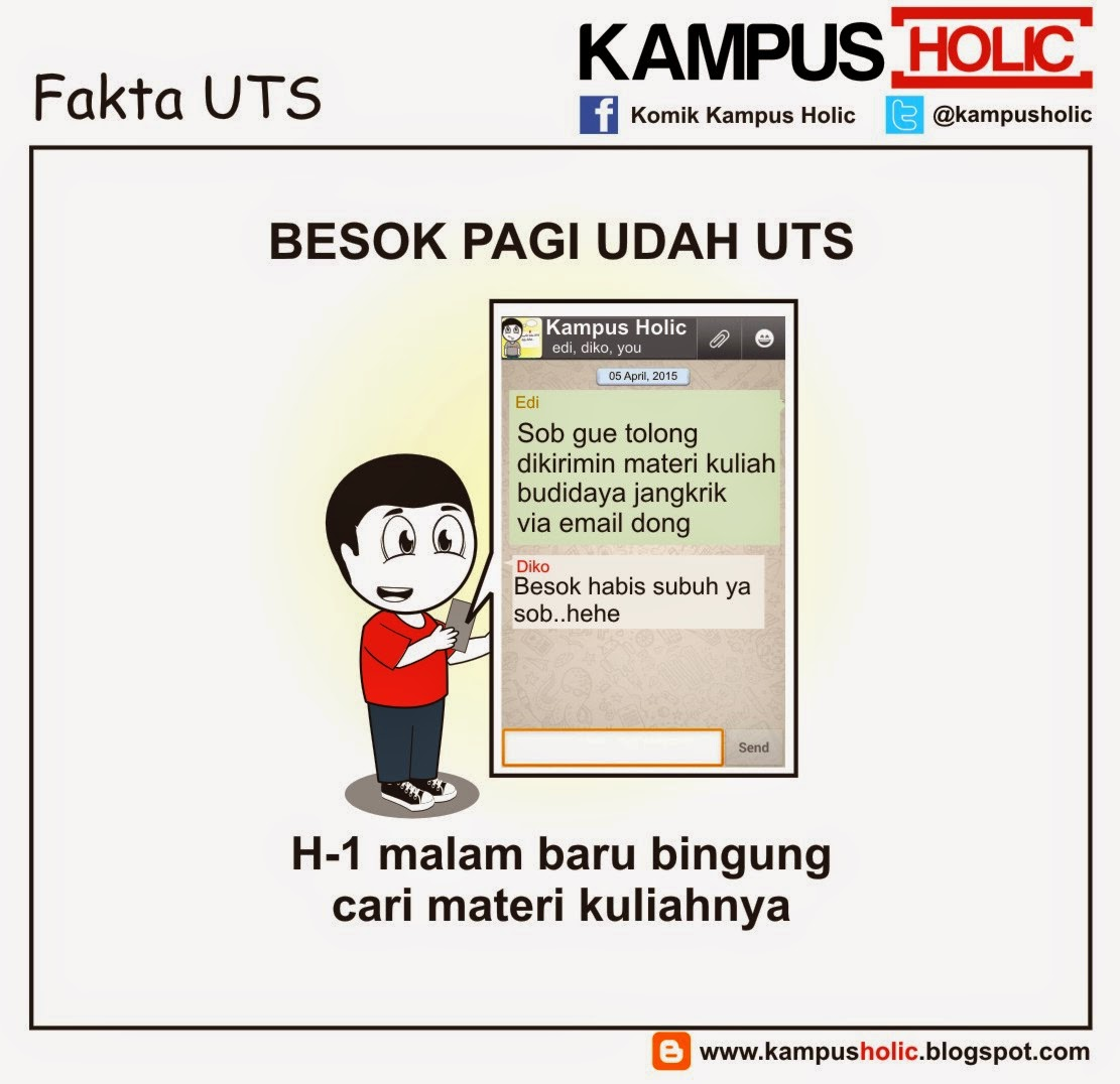 #852 Fakta UTS
