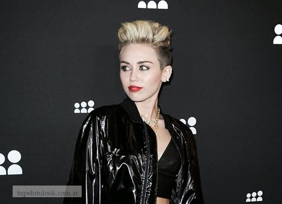 cortes-de pelo 2014 Miley Cyrus