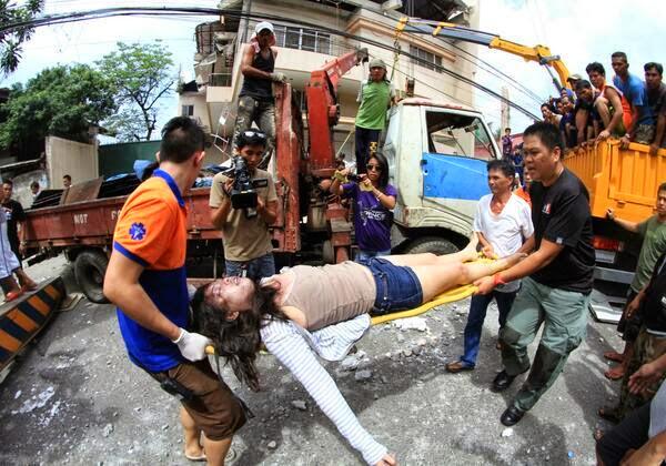 BOHOL EARTHQUAKE 30