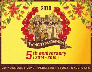 Twincity Marathon 2019 - 20 January 2019