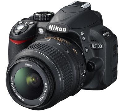 harga kamera dslr murah nikon d3100