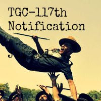 tgc 117 notification