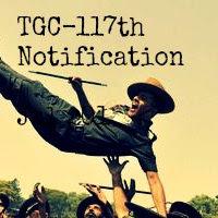 tgc 117 notification