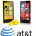Lumia 920 and 820 available through At&t this Friday, Nov. 9th with free charging plate.