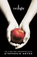 bookcover of TWILIGHT (book #1) by Stephenie Meyer