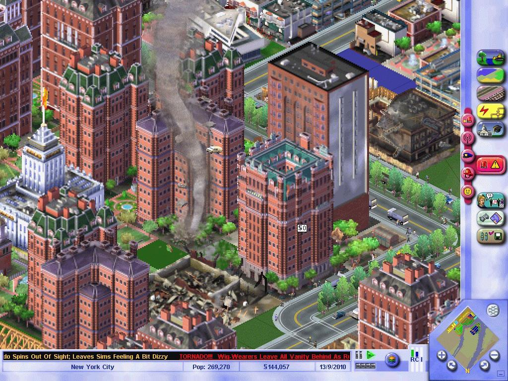 SimCity Free Download Full PC Game FULL Version