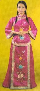 Mengenal Model Baju Tionghoa (China) Wanita