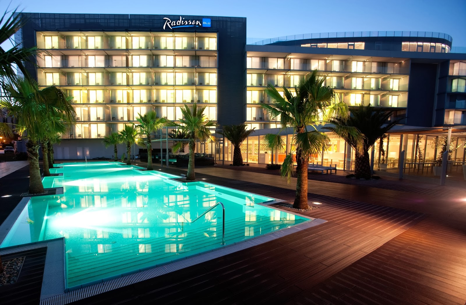 Luxury hotels radisson blu resort split croatia for Radisson hotel