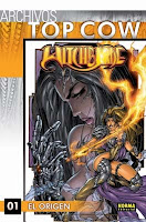 Archivos Top Cow: Witchblade