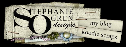 Stephanie Ogren's Koodie Scraps