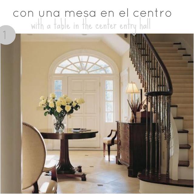 Decora Y Adora Ideas Para Mi Hall De Entrada