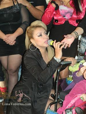 Malu de la Vega Ingrid Rivera