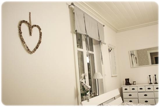 sovrum väggprydnad