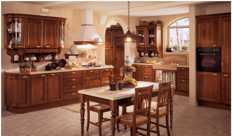 Дизайн кухни прованском стиле