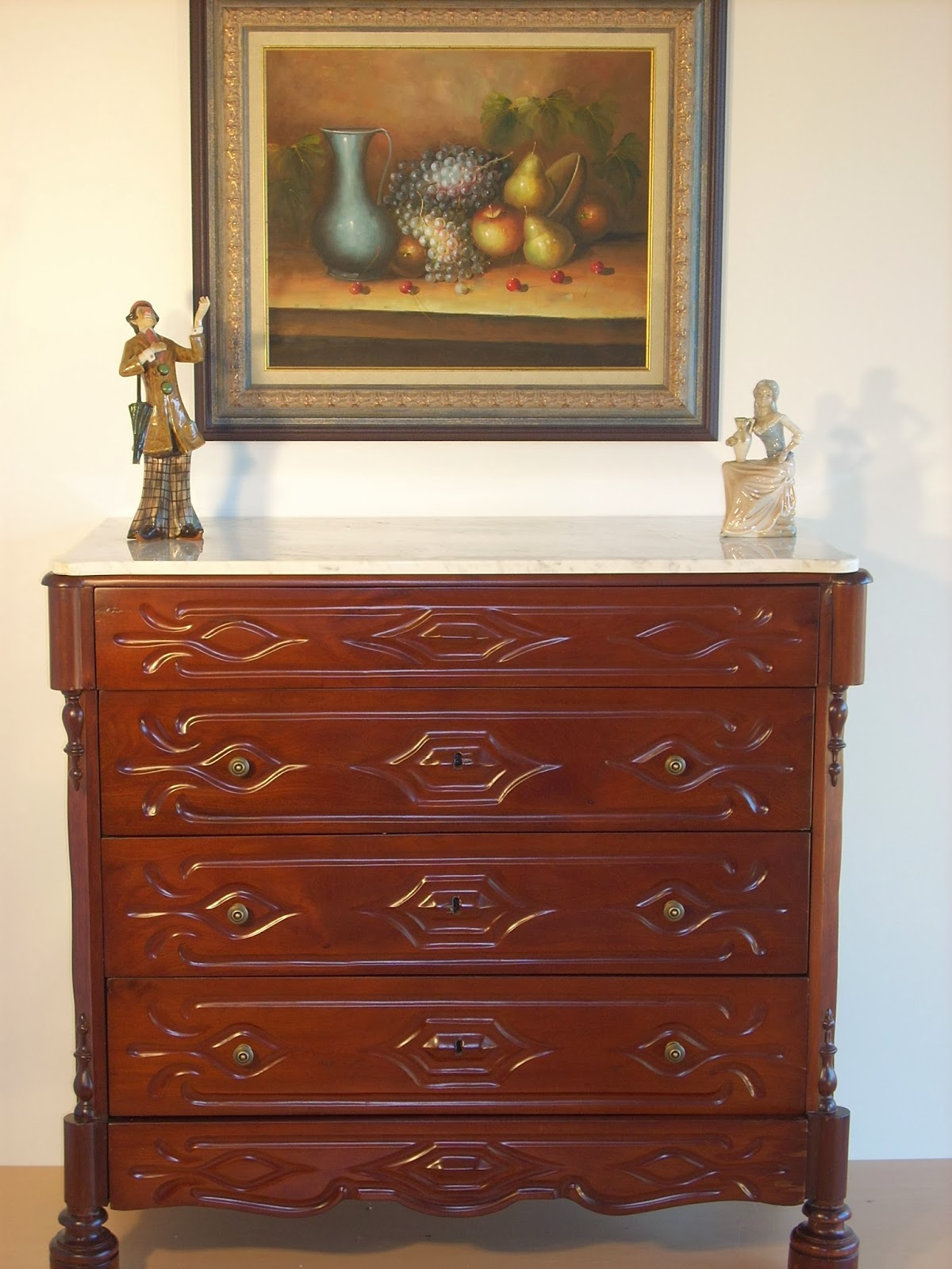 Venta de muebles antiguos restaurados naturmoble c moda - Muebles de caoba antiguos ...