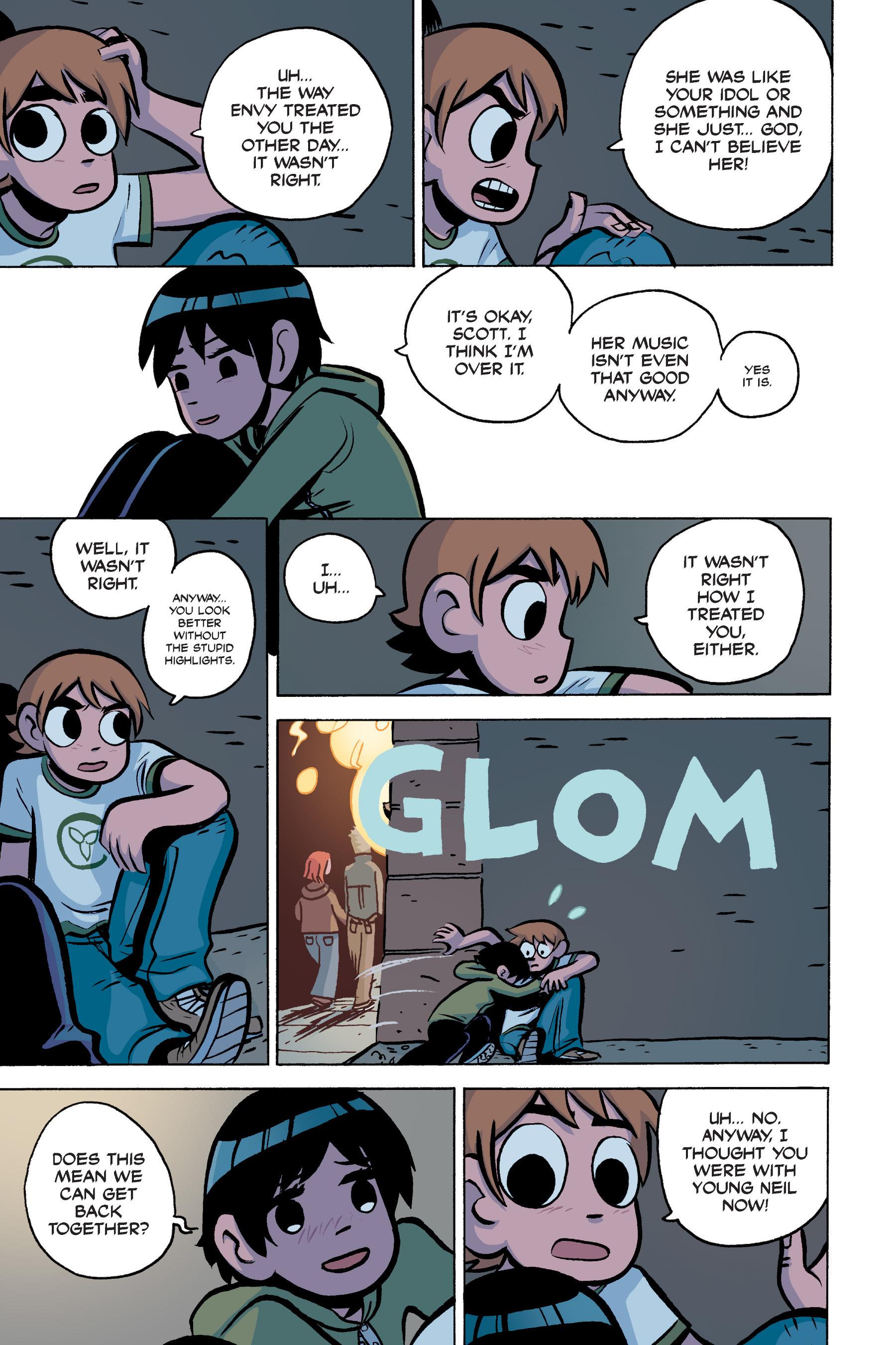 Read online Scott Pilgrim comic -  Issue #3 - 114