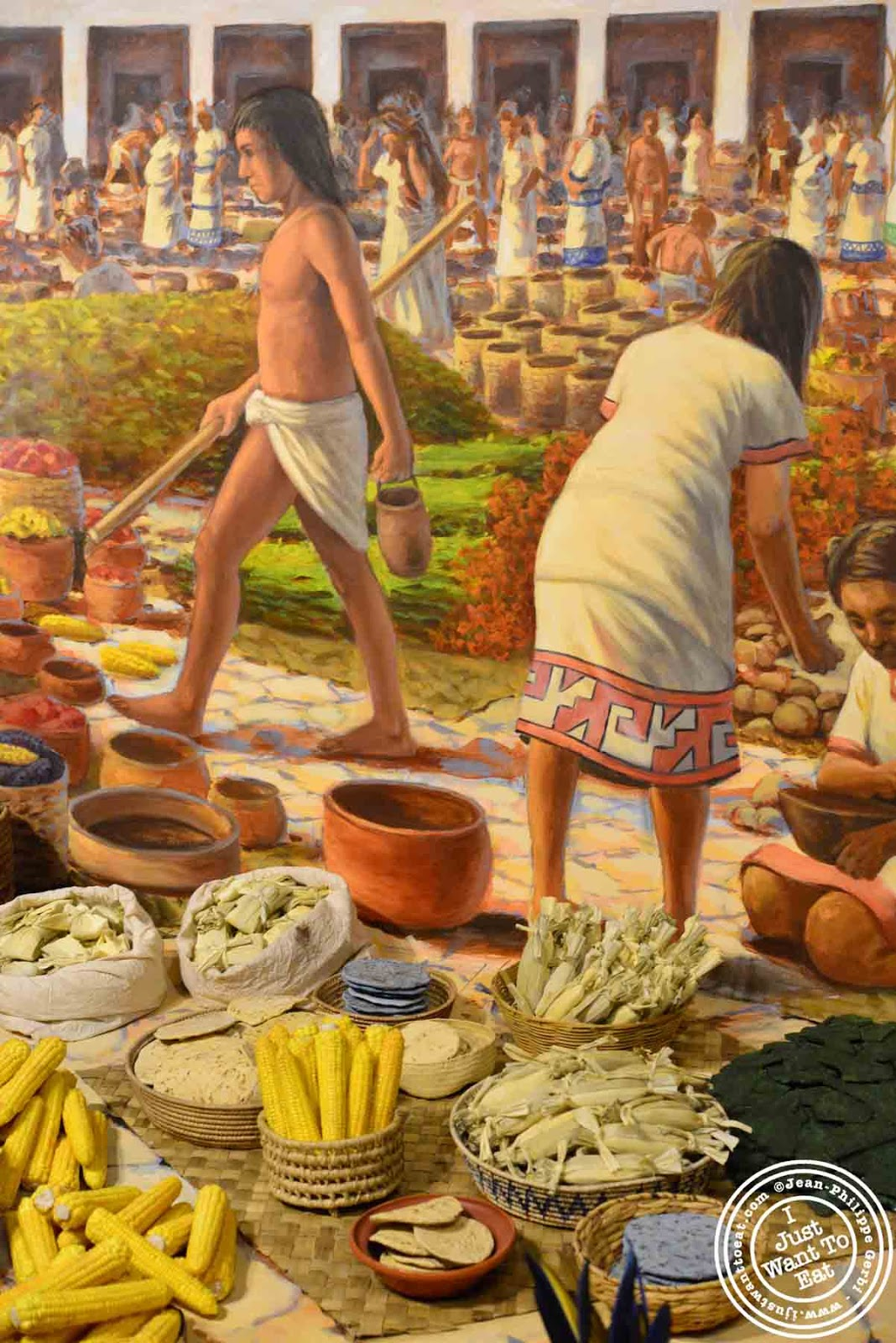 Pictures of the aztecs food Welcome to the Aztec Civilization Website