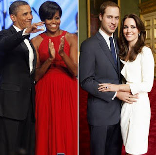 Prince William Wedding News: Prince William and Catherine Score Seeds,  Honey, And Laptops From Obama Family