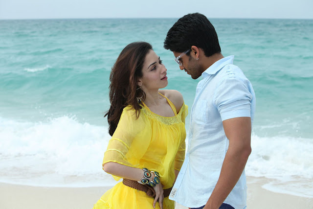 tamanna bhatia hot Thadaka movie