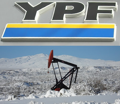 shale oil ypf argentina