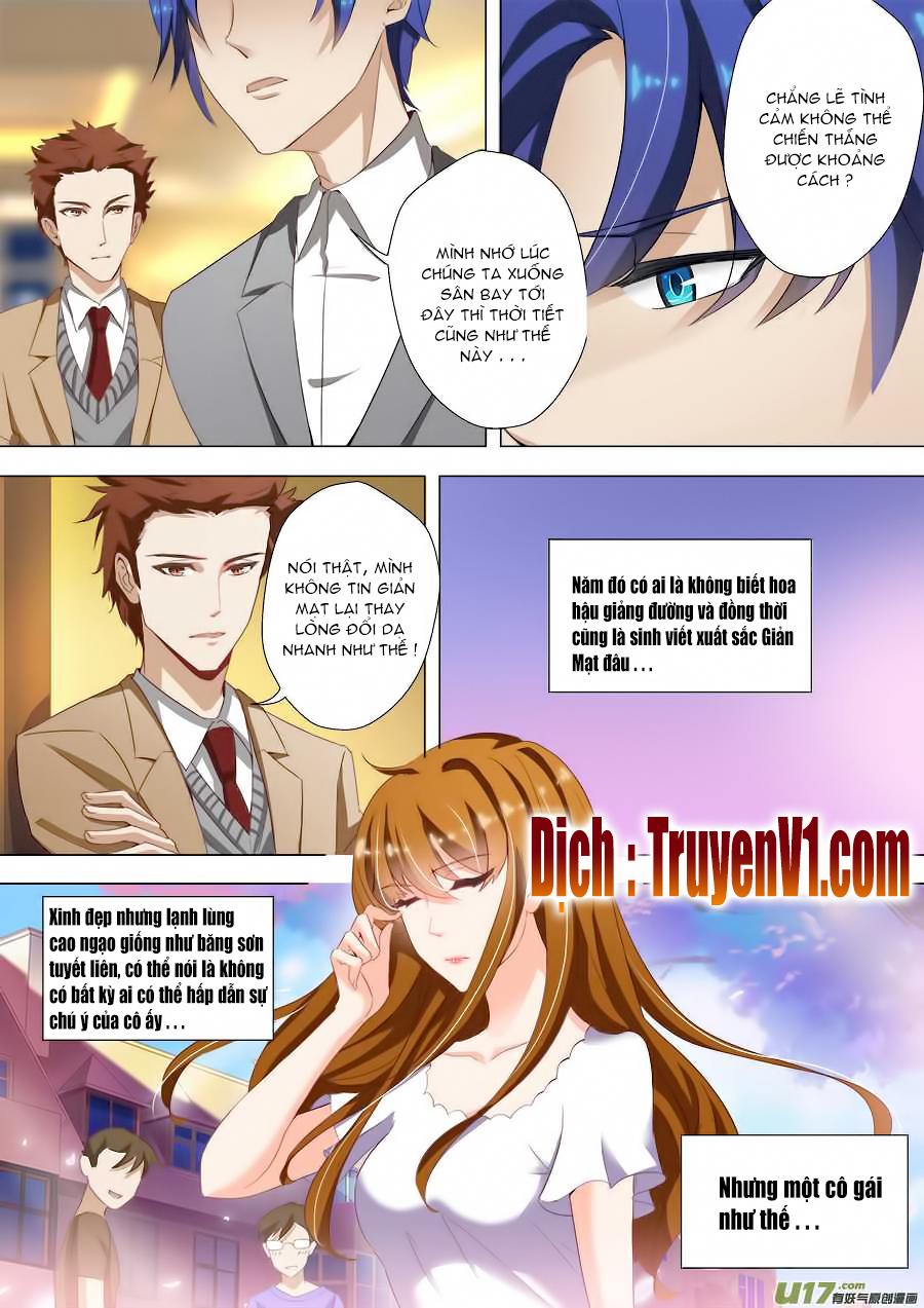 Hào Môn Thiên Giới Tiền Thê chap 24 - Trang 6