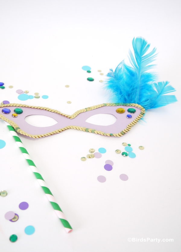 Free printable mardi gras party mask templates party ideas free printable mardi gras party mask templates pronofoot35fo Images