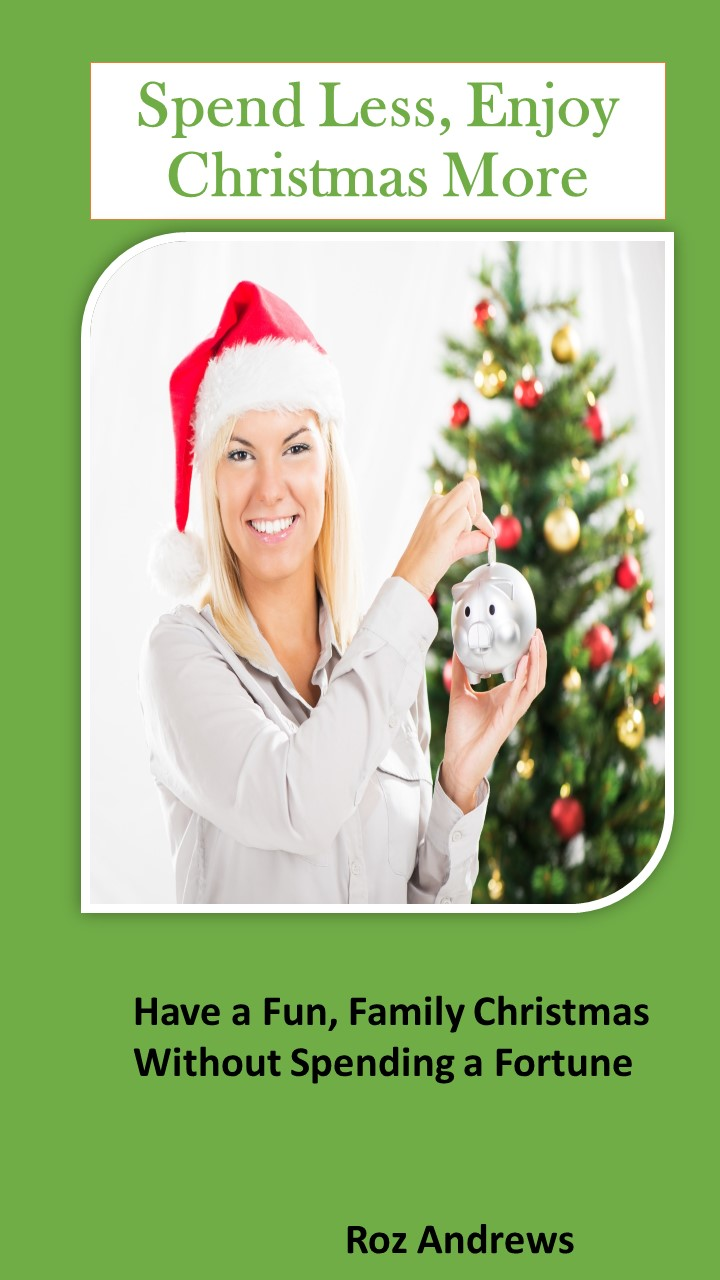 The Spend Less, Enjoy Christmas More eBook is Now Available on Amazon!