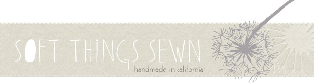 Soft Things Sewn
