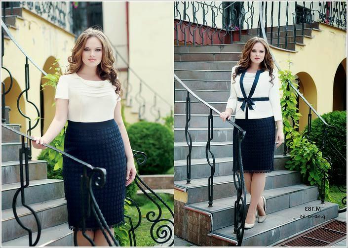 Красивые и женские костюмы и платья