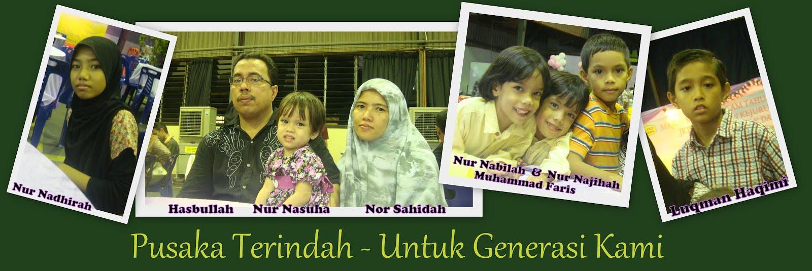 Untuk Generasi Kami