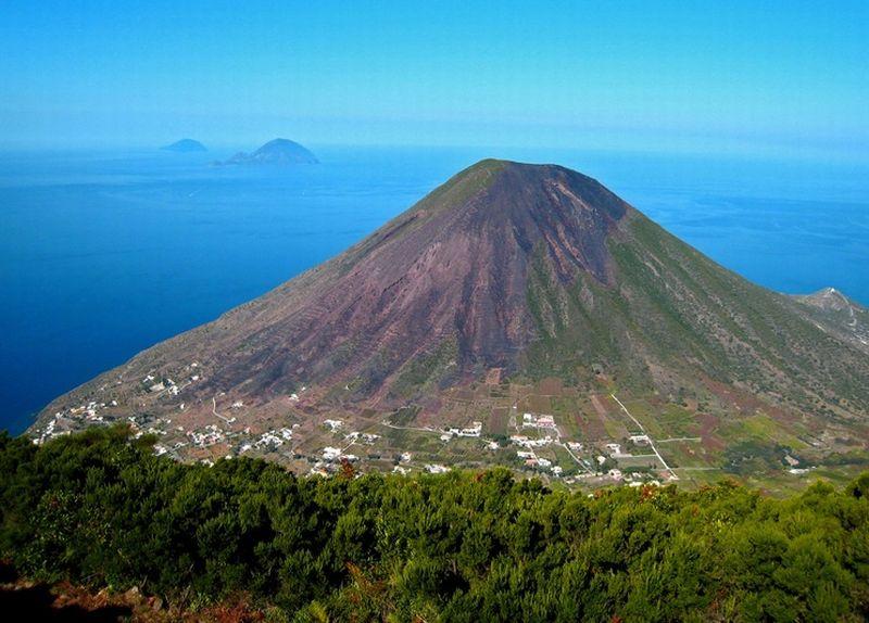 miejsce wulkanu