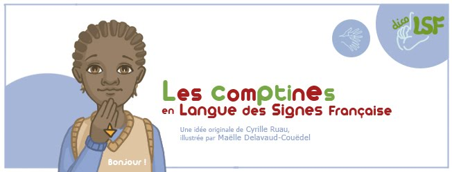 Comptines en Langue des Signes Française
