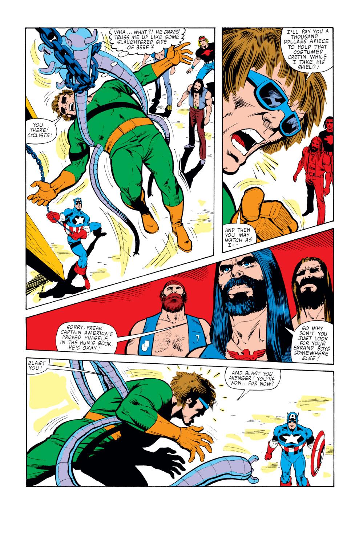 Captain America (1968) Issue #259 #174 - English 17
