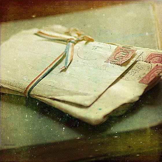 Surpresa para seu filho: Cartas do passado